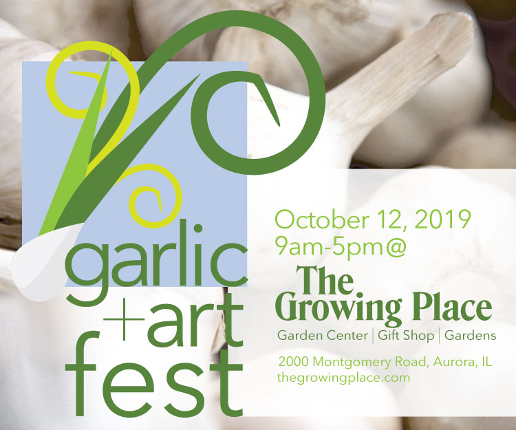 Garlic + Art Fest