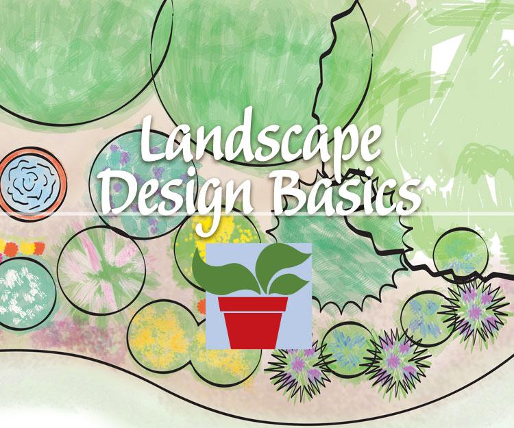SOLD OUT Landscape Design Basics